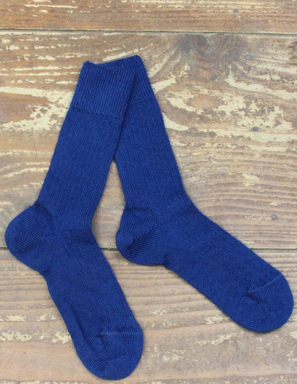 Chaussettes fines Mohair - Canard 2 - Une Ferme à la Bassette
