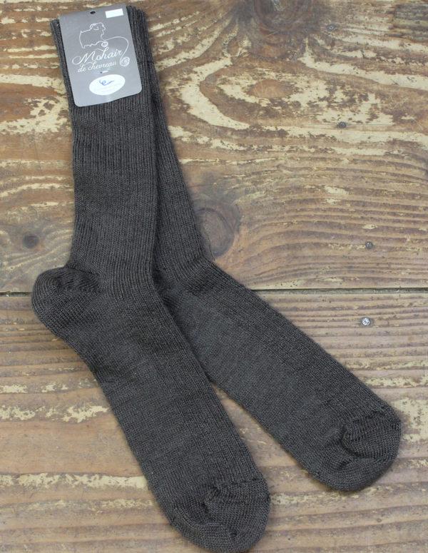Chaussettes fines Mohair - Marmotte 2 - Une Ferme à la Bassette