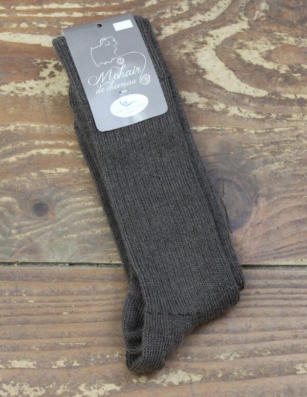 Chaussettes fines Mohair - Marmotte 3 - Une Ferme à la Bassette