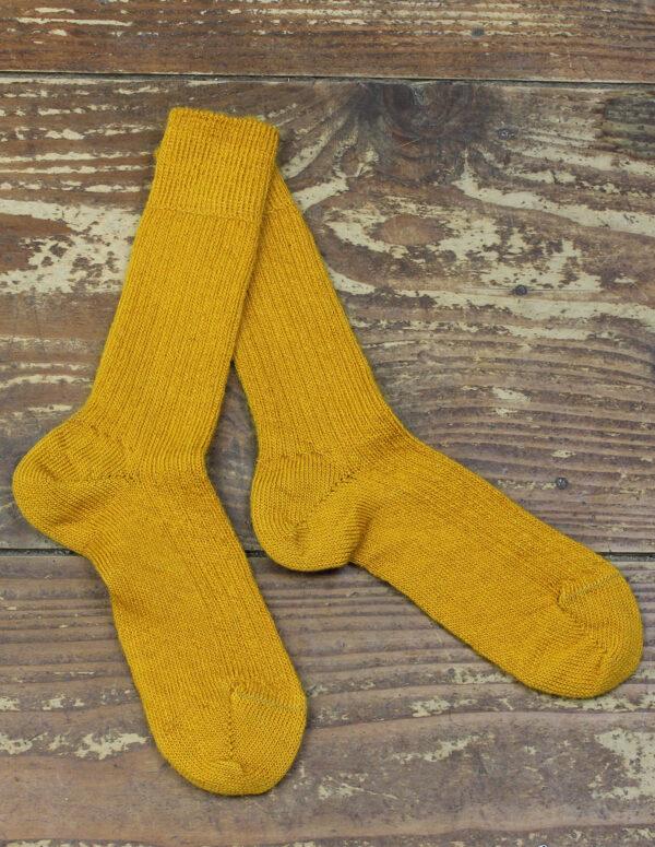 Chaussettes fines Mohair - Soleil 2 - Une Ferme à la Bassette