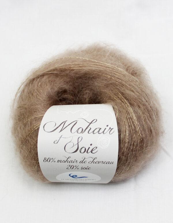 Pelote Mohair et Soie - LIÈGE 1 - Une Ferme à la Bassette