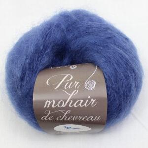 Pelote-Pur-Mohair-BLEU-HOLLANDAIS-1-Une-Ferme-a-la-Bassette