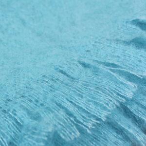 echarpes-tissees-mohair-soie-bleu-menthe-une-ferme-a-la-bassette