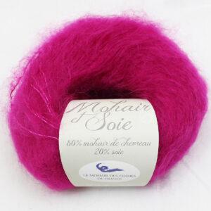 pelote-mohair-et-soie-rose-thyrien-une-ferme-a-la-bassette